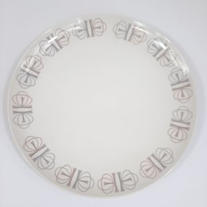 """Franciscan """"Merry Go Round"""" Large Dinner Plate"""